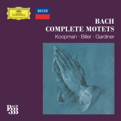 Bach 333: Complete Motets
