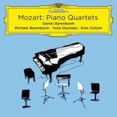 Mozart: Piano Quartets - Michael Barenboim,Yulia Deyneka,Kian Soltani,Daniel Barenboim