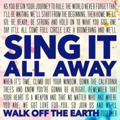 Sing It All Away
