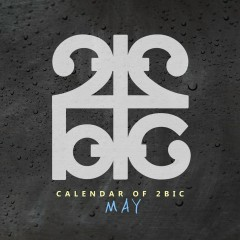 Calendar of 2BIC (May) (Single) - 2Bic