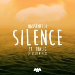 Silence (Slushii Remix) - Marshmello,Khalid,Slushii