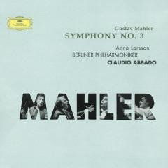 Mahler: Symphony No.3 - Berliner Philharmoniker,Claudio Abbado