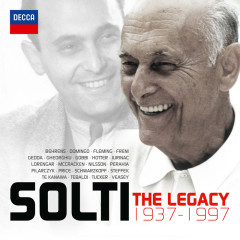 Solti The Legacy 1937-1997