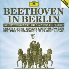 Beethoven In Berlin: The New Year's Eve Concert 1991 - Cheryl Studer,Yevgeny Kissin,Bruno Ganz,Berliner Philharmoniker,Claudio Abbado