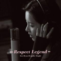 Respect Legend (The 1st) (Single)