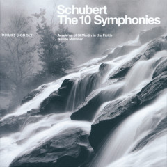 Schubert: The Ten Symphonies - Academy of St. Martin in the Fields,Sir Neville Marriner