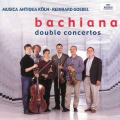 Bachiana II - Music by the Bach Family: Concertos - Musica Antiqua Köln,Reinhard Goebel