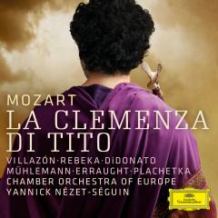 Mozart: La clemenza di Tito - Rolando Villazón,Marina Rebeka,Joyce DiDonato,Regula Mühlemann,Tara Erraught