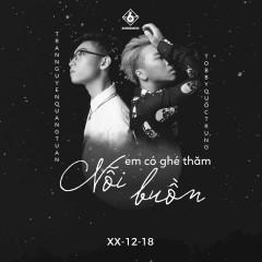 Em Có Ghé Thăm Nỗi Buồn (Single) - Tobby Quốc Trung, Trần Nguyễn Quang Tuấn, Apple