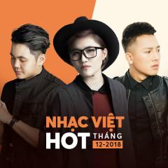 Nhạc Việt Hot Tháng 12/2018
