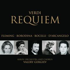 Verdi: Messa da Requiem - Reneé Fleming,Olga Borodina,Andrea Bocelli,Ildebrando D'Arcangelo,Kirov Opera Chorus