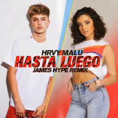 Hasta Luego (James Hype Remix) - HRVY, Malu Trevejo