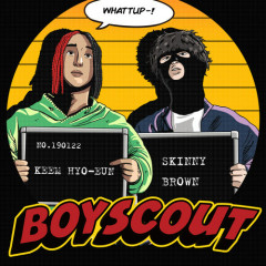 BOYSCOUT (Single) - Kim Hyo Eun, Skinny Brown