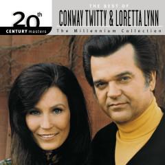 20th Century Masters: The Millennium Collection: Best Of Conway Twitty & Loretta Lynn - Loretta Lynn,Conway Twitty