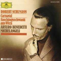 Schumann: Carnaval Op.9; Faschingsschwank aus Wien Op.26 - Arturo Benedetti Michelangeli