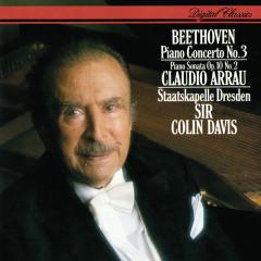 Beethoven: Piano Concerto No. 3; Piano Sonata No. 6 - Claudio Arrau,Staatskapelle Dresden,Sir Colin Davis