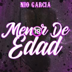 Menor De Edad (Single) - Nio Garcia