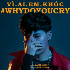 Vì Ai Em Khóc ( Why Do You Cry) (Single) - Cảnh Minh