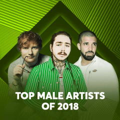 Top Male Artists Of 2018 - Various Artists