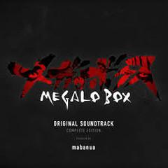 MEGALOBOX Original Soundtrack (Complete Edition) CD3