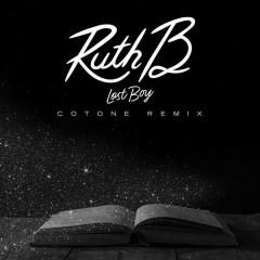 Lost Boy (Cotone Remix) - Ruth B.