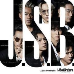 J.S.B. HAPPINESS - Sandaime J Soul Brothers