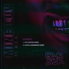 Mine Luv (Remixes)