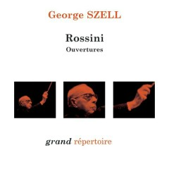 Rossini: Ouvertures - George Szell