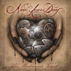The Mechanical Heart EP - New Years Day