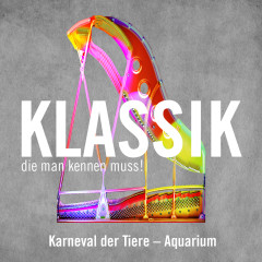 Aquarium aus Karneval der Tiere (Aquarium from Carnival of the Animals) - Ross Pople
