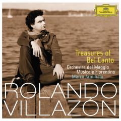 Treasures Of Bel Canto - Rolando Villazón,Cecilia Bartoli,Orchestra del Maggio Musicale Fiorentino,Marco Armiliato