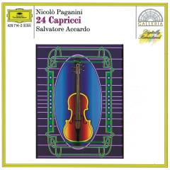 Paganini: 24 Capricci - Salvatore Accardo