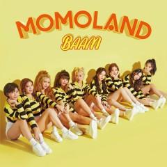 BAAM [Japanese] (EP) - MOMOLAND