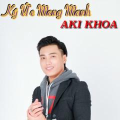 Ký Ức Mong Manh (Single) - Aki Khoa