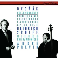 Dvorák: Cello Concerto; Silent Woods etc
