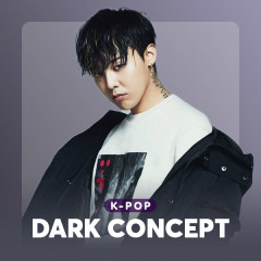 K-pop Dark Concept - Various Artists