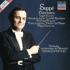 Suppé: Overtures - Charles Dutoit,Sir Neville Marriner