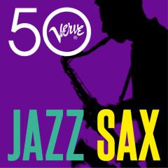 Jazz Sax - Verve 50 - Various Artists