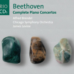 Beethoven: Complete Piano Concertos - Alfred Brendel,Chicago Symphony Orchestra,James Levine