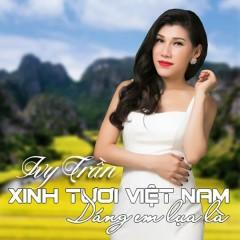Xinh Tươi Việt Nam, Dáng Em Lụa Là (Single)