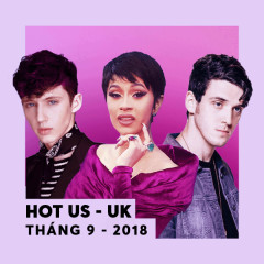 Nhạc US-UK Hot Tháng 09/2018 - Various Artists