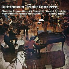 Beethoven: Triple Concerto - Claudio Arrau,Henryk Szeryng,János Starker,New Philharmonia Orchestra,Eliahu Inbal