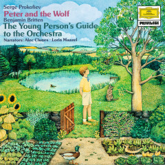 Prokofiev: Peter And The Wolf / Britten: The Young Person´s Guide To The Orchestra - Lorin Maazel,French National Orchestra,Alec Clunes