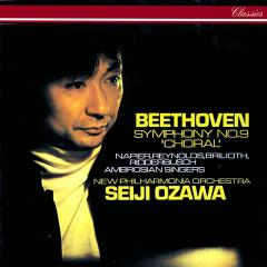 Beethoven: Symphony No.9 - Seiji Ozawa,New Philharmonia Orchestra