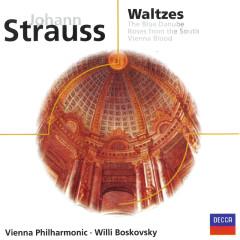 Strauss II, J.: Waltzes - Wiener Philharmoniker,Willi Boskovsky
