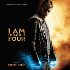 I Am Number Four - Trevor Rabin