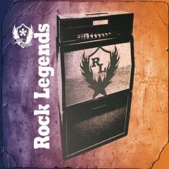 Rock Legends eAlbum - Various Artists