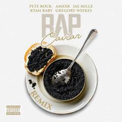 Rap Caviar (Remix) - Pete Rock, Amxxr, Jae Millz