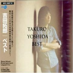 Takuro Yoshida BEST CD1