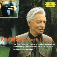 Vivaldi: The Four Seasons; L'estro armonico / Bach: Brandenburg Concertos Nos.3 & 5; Suite No.3 - Berliner Philharmoniker,Herbert von Karajan